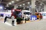 广州车展:探馆陕汽展台 德龙X6000及热销车型齐亮相