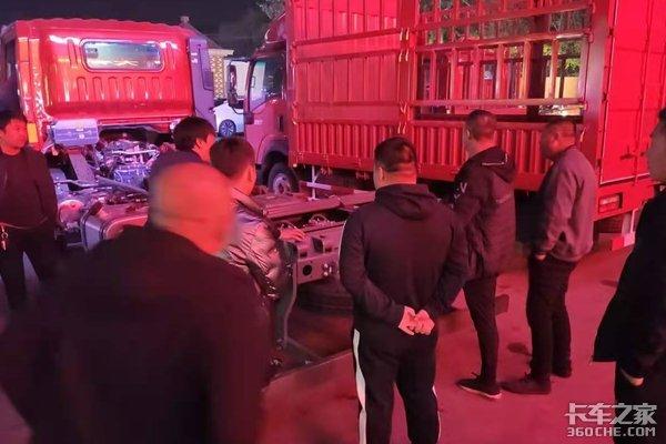 初心澎湃大有可�H重汽王牌新品�l布��