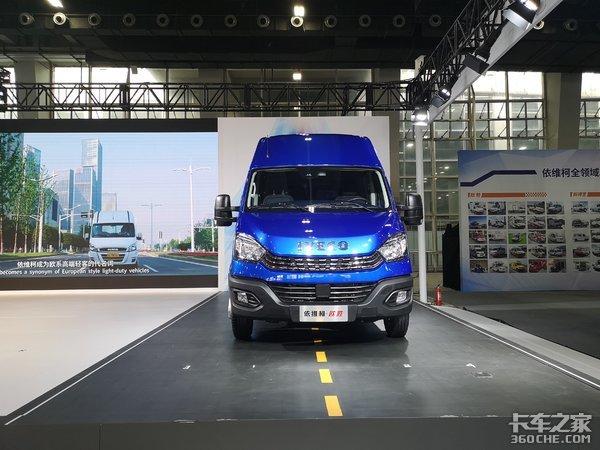 运载力堪比厢式轻卡依维柯欧盛2021款发布