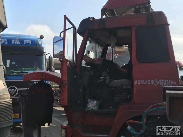 盘点卡车司机容易猝死的几个坏习惯,别为了挣钱丢了命