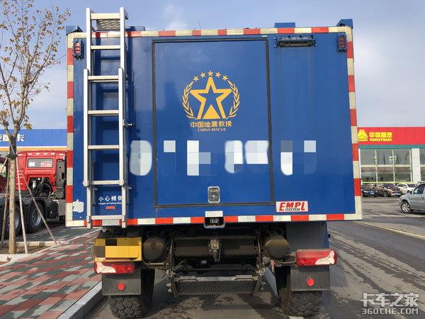 终极越野卡车没有过不去的地方这台乌尼莫克够'横'