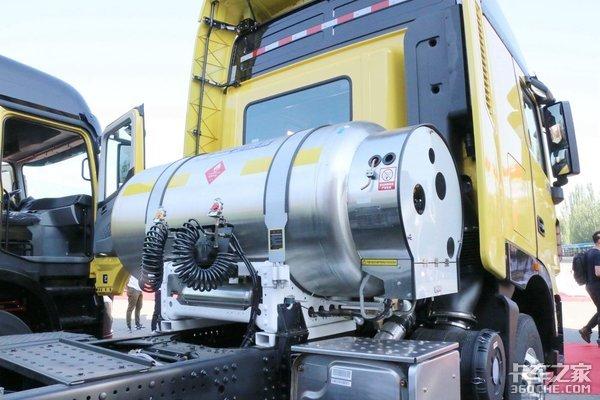 LNG发动机也将国六化 怎么实现你知吗?