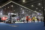广州车展解放展台车型详解 看看有哪些新车型和新技术