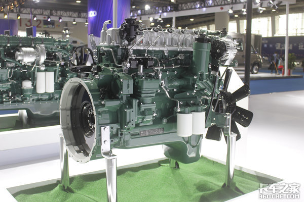 广州车展:新车型及新技术亮相解放展台