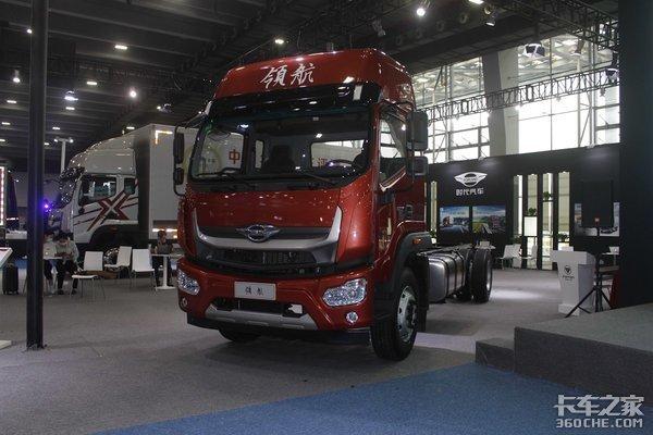 产品布局就数福田齐全十余款新车型亮相广州车展