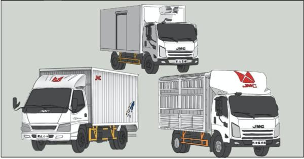 大话卡车:高承载高时效,江铃凯运蓝鲸助力绿通运输有奇招