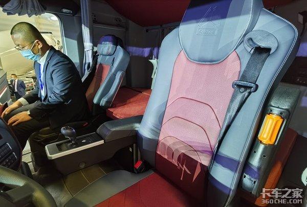 这座椅可给满分!黄河X7内饰设计太惊艳航空副驾配智能配置