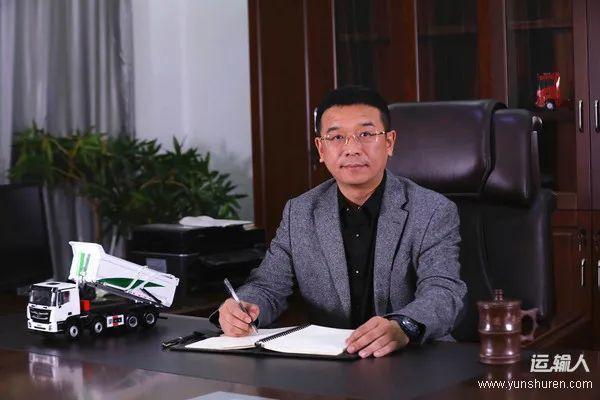姜李明:与宏昌天马共同扎根能源大省