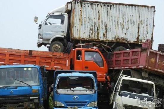 山东威海:今后国三货车无法年检12月底前淘汰最高可领3.2万