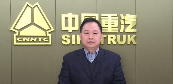 中国重汽联手宏昌天马系列大吨位随车起重机宝马展耀世发布