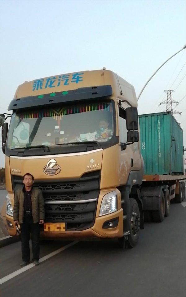 乘龙陪你走人生路:孙宏骏和乘龙H7的缘定抖音