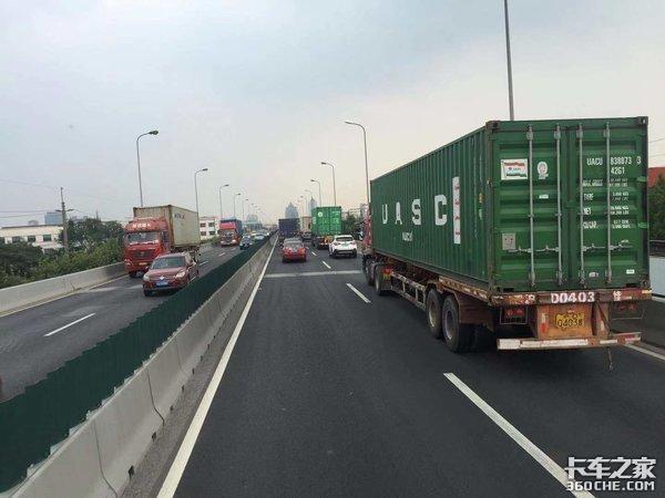 太原12月3日起将对过境货车分流管控卡友提前规划行车路线
