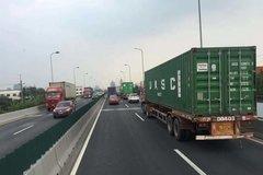 防污染 太原12月3日起将对过境货车分流