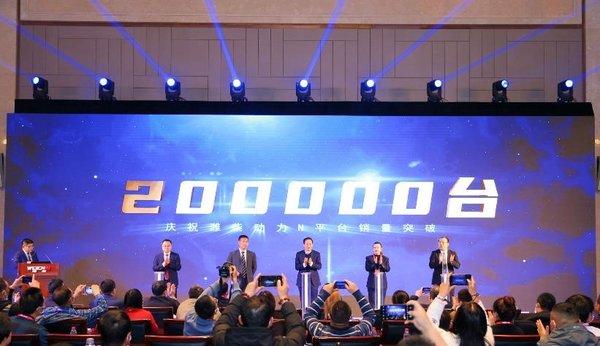 2020翻番增长进位第二潍柴轻型车动力2021要争行业第一