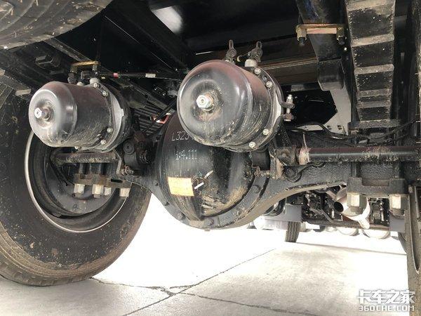 格尔发A5X载货车,动力高效拉绿通首选