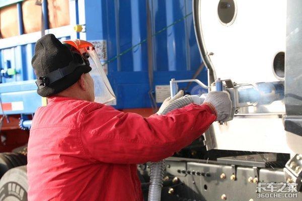 LNG价格持续上涨榆林运费上涨卡友:运输成本又增加了