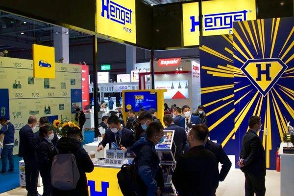 提出品牌服务项目!汉格斯特立足中国售后市场