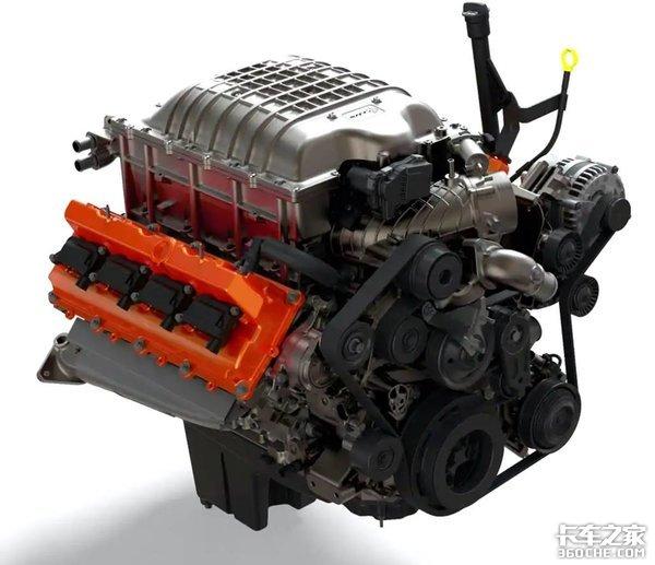 配6.2LV8发动机,百公里加速4.5秒,道奇性能皮卡来了
