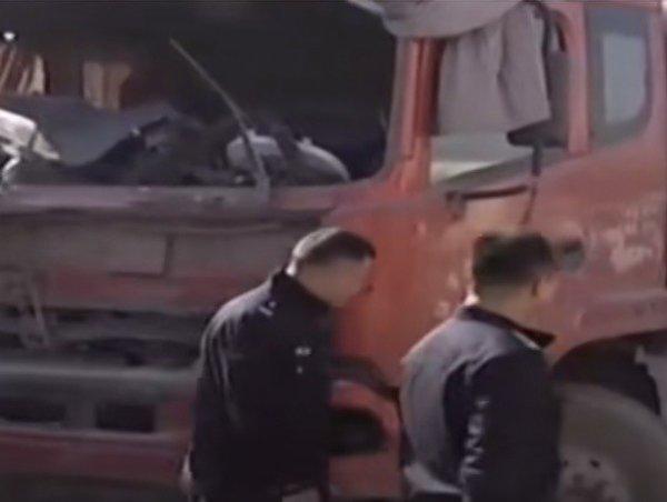 好好的货车突然不见寻回时已面目全非卡友:发动机啥的都被拆了