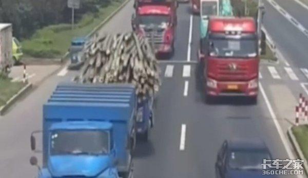 4位在事故中死里逃生的货车司机,让他们的经历给你上一课