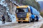 锣响车队正式进入西藏 首个大挑战出现