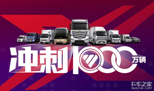 福田汽车集团2021全球合作伙伴大会定位西北