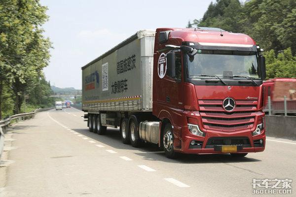 奔驰卡车国产后能不能圆卡友开欧卡梦