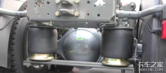 详解卡车气囊悬架,你真的会使用和保养吗?