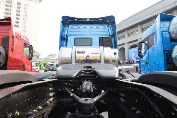 天然气重卡只选欧曼欧曼LNG重卡全系产品发布引领绿色运输新潮流