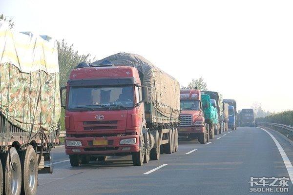 河南驻马店重点道路全天禁行国三货车卡友们提早规划绕行路线