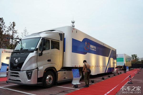 助力轻量化物流装备升级!明航汽车发布4款新品向智能化迈进