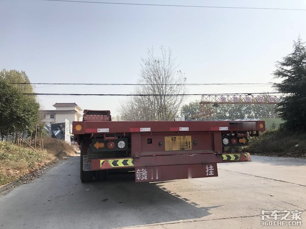 6x2R牵引车+17米5挂车未来何去何从?