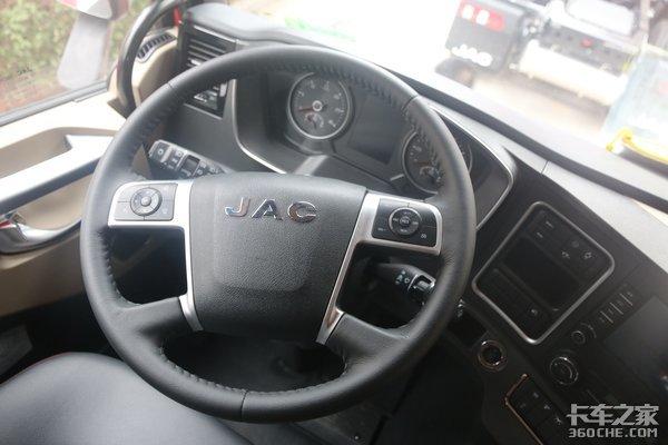 车市速看:460联合动力+高端配置这台格尔发A5W该有的都有了