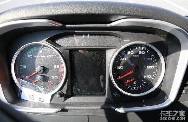 实拍解放J6P8X4冷藏车,为啥不是气囊悬挂?车主:没优惠