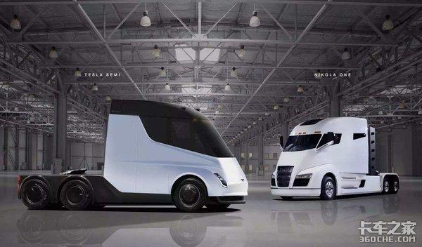 造价500万带你看中国高科技新能源卡车