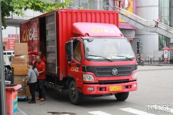 交通部:推动城区物流车使用新能源轻卡规范轻型货车的运输行为