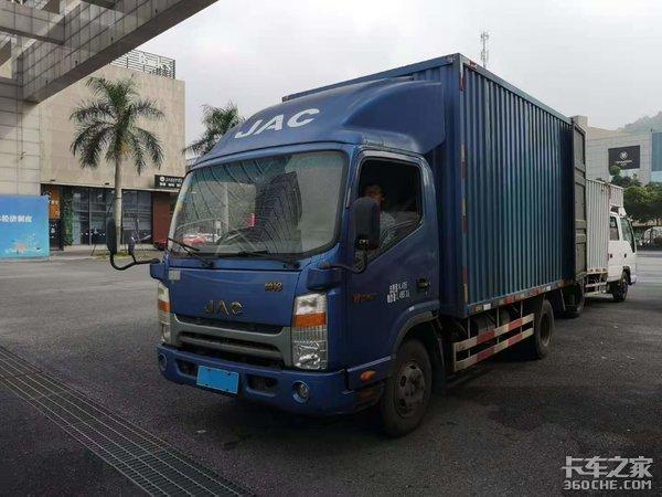 城际货运行情怎么样?卡车司机:业务不稳定,自主经营压力大