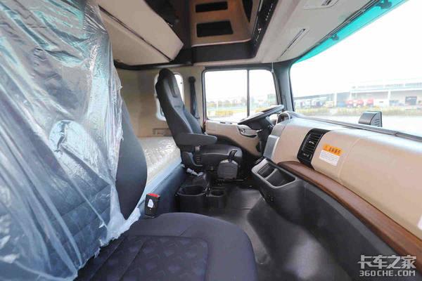 舒适性、可靠性与动力性并存这四款超能装的AMT载货车很强大