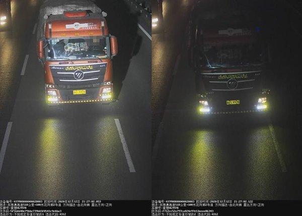 多地严查货车不靠右行驶!违者直接扣3分四次驾照将会被降级
