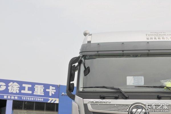 8×4驱动配采埃孚AMT还可选气悬这款欧曼EST真好使!