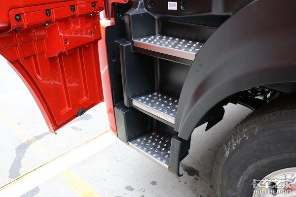 465马力带14挡箱这样的天龙KL喜欢吗?可选液缓