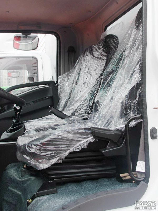 4挡AMT配减震座椅南骏瑞捷D30G纯电动轻卡能装20方