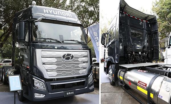 全球品质+优质服务现代商用车加速布局高端卡车市场