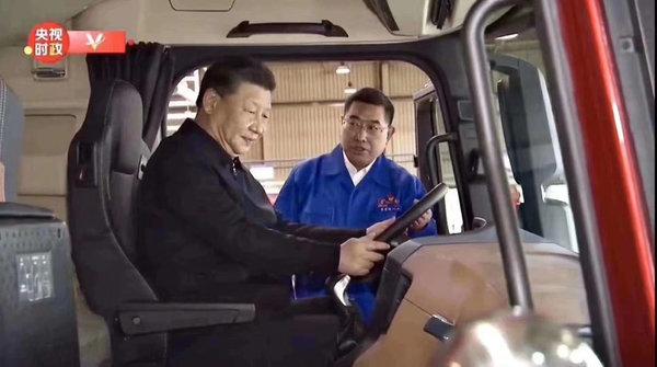 卡车界暖心故事集锦哪一件最能打动你?