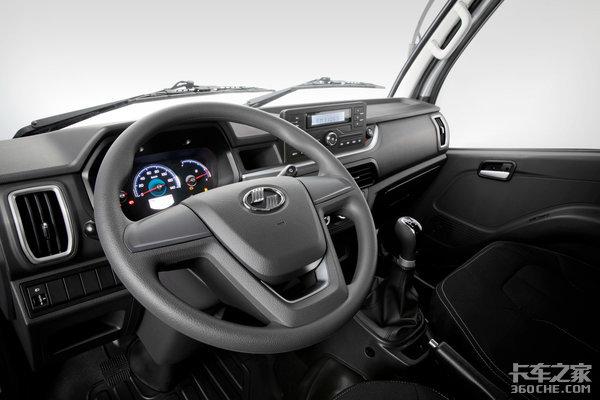 车市速看:小卡楼子不超重轻卡身材更能装的上汽跃进S80