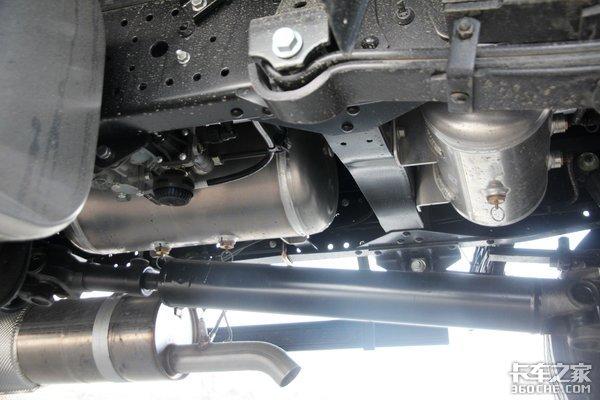 搭载安康160国六b发动机还有轻量化底盘180平台江淮帅铃Q6实拍