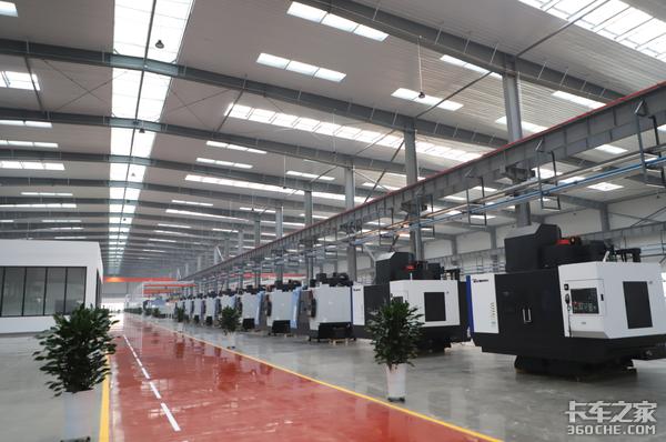 10亿投资5个月建成投产浩泰数字化工厂揭开零部件发展新篇章