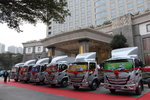 欧航欧马可超级卡车国六 东莞客户答谢会暨现场签售会