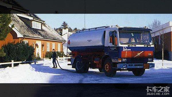 20世纪80年代沃尔沃卡车风靡欧洲,看它如何进军北美