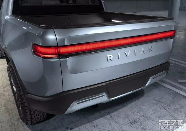 有望和特斯拉抗衡,RIVIANR1T电动皮卡即将上市